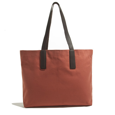 The Classic Tote Tangerine Main Image